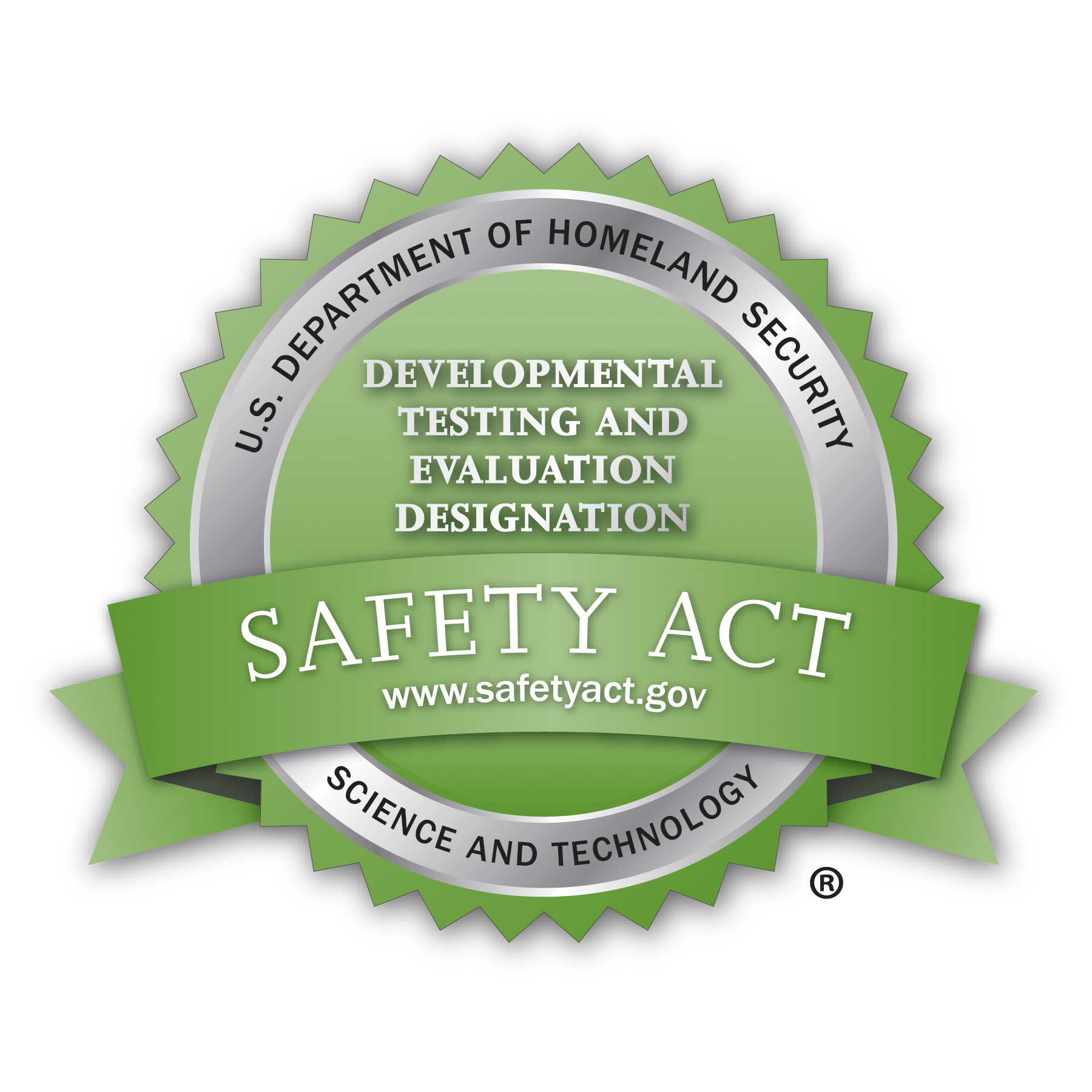 Red Ball Drills® SAFETY Act Award Sept. 9 2020