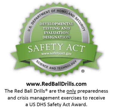 US DHS Safety Act Award brings client protections and federal 3rd Party validation